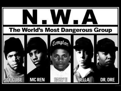 NWA ft  snoop dogg  Chin Check