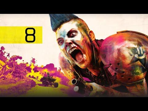 Rage 2 — New Game + Walkthrough 4K (No HUD, 100%) #8 — The Signal |