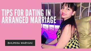 Tips for Dating In Arranged Marriage