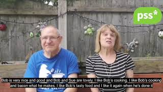 Denise and Stephen's Shared Lives story