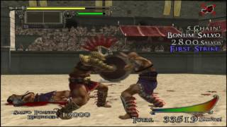 Shadow Of Rome PCSX2 1080p 50 PS2