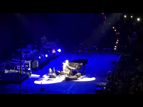 Elton John - Candle in the wind - 5.12.2017 Hamburg - live