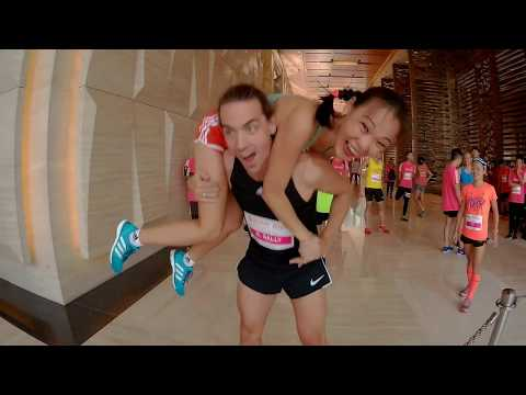 2017 SHKP Vertical Run for Charity - Race to Shanghai IFC