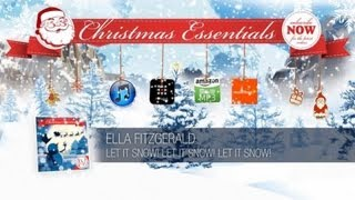 Ella Fitzgerald - Let It Snow! Let It Snow! Let It Snow! // Christmas Essentials