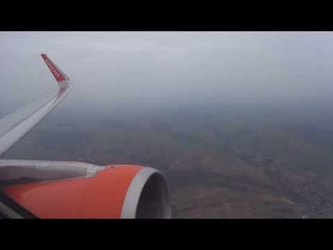 Trip Report EasyJet Flug EZY4638 Basel nach Berlin Schönefeld A320 OE-IJZ 27.03.2018