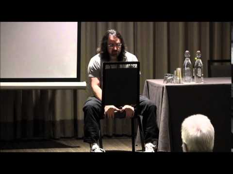 Creation: Evolution of the Dresden Files with Jim Butcher at Wyrd Con 5