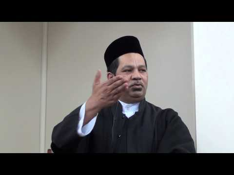 Imam Achmat Salie ~ Khutba at the Islamic Center of East Lansing