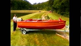 Restoring Your Cedar Strip Peterborough Boat