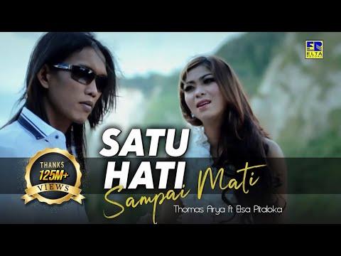 Thomas Arya Feat Elsa Pitaloka - Satu Hati Sampai Mati (Lagu Minang Official Video Elta Record)