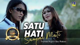 Thomas Arya Feat Elsa Pitaloka Satu Hati Sai Mati Lagu Minang Official Video Elta Record