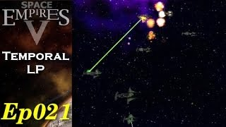 Space Empires V - Temporal -  Ep021