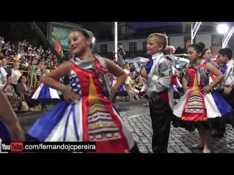 3 Marchas Infantis - Colégio St Clara, Porto Judeu e Santa Casa da Misericórdia