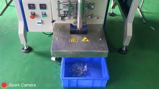 Upholstery hardware accessories packaging machine thumbnail