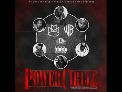 Maybach Music Group MMG Ft Kendrick Lamar Power Circle Instrumental July2012