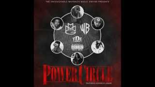 Maybach Music Group (MMG) Ft Kendrick Lamar Power Circle (Instrumental) (July2012)
