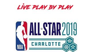 NBA Allstar Game Live Play by Play & Reaction with Philly.500