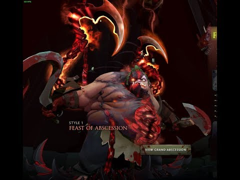 New Pudge Arcana Dota 2