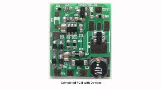 Ультракомпактный драйвер светодиодов NCL30100