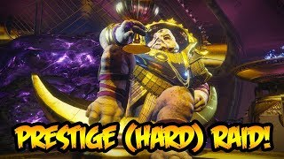 DESTINY 2 - NEW HARD MODE RAID GAMEPLAY & LOOT REWARDS!!!