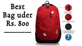 Lunar's Comet 35L Water Resistant Casual Backpack - 3 Compartments|| Budget Backpack