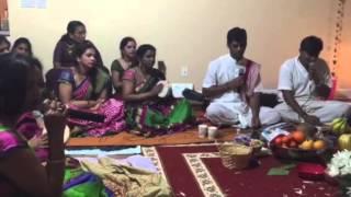 Thoda dhyan Laga Sai Dode Dode Aayenge by shashtri Bhavesh Dave & Yogesh Shukla in USA on sampler