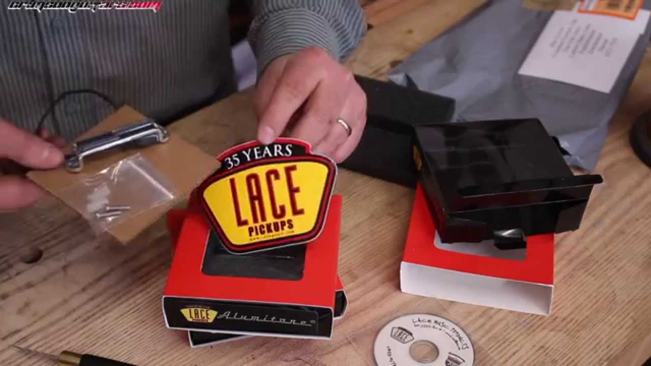 buzz lace alumitone pickups part 1 the unboxing youtube on 3 way switch wiring diagram  [ 1280 x 720 Pixel ]