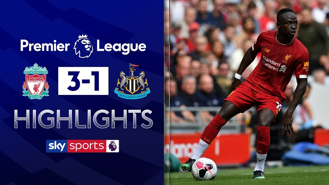 Mane scores two as Liverpool come from behind! | Liverpool 3-1 Newcastle | Premier League Highlights