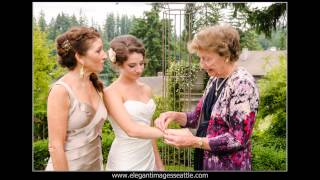 Brooke Stefan wedding at GreenGates Snohomish by Elegant Images