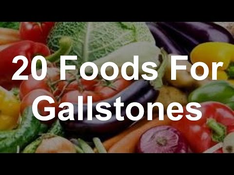 20 Foods For Gallstones - Best Foods For Gallstones