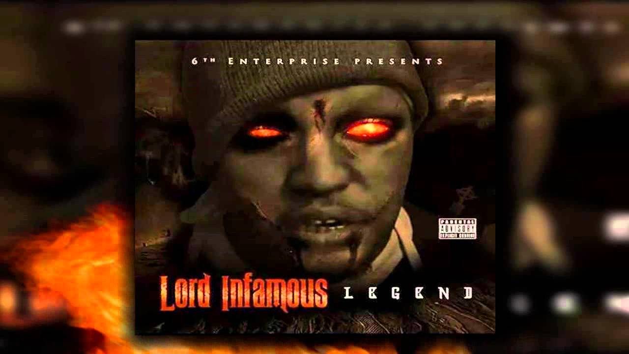 Lord Infamous: Come Back With Me To Hell