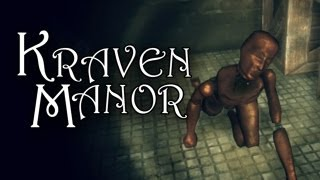 Kraven Manor Walkthrough Gameplay Review Let's Play Playthrough (HD)