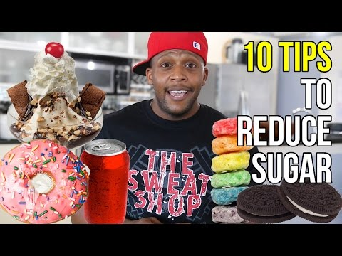10 Tips to Reduce Sugar in Your Diet