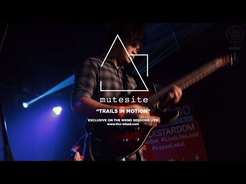 Mutesite | Trails in Motion (Live on The Wknd Sessions, #104)