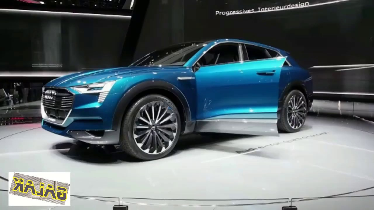 2018 Audi Q6 E Tron Electric Car All New