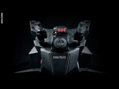 أحدث نسخة من دراجة شرطة دبي الطائرة  - نشر قبل 3 ساعة