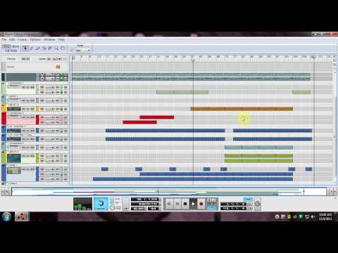 Piano #134 @ Reason 5, Sad track - Free .rns and .mp3 download