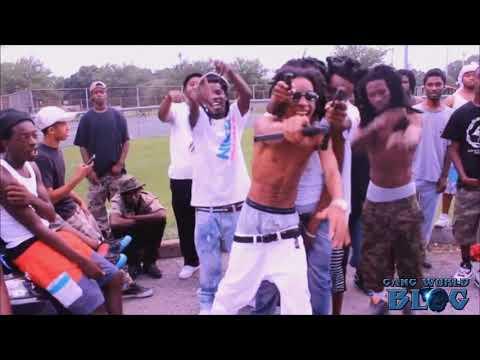 10 Problem Child Entertainment gang members arrested (Jacksonville, FL)