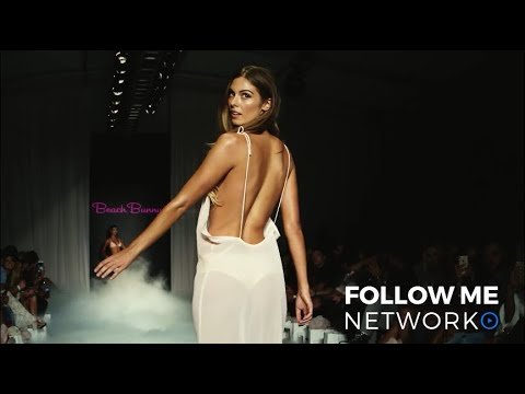 Fashion swimwear week, tulle micro-transparent, sexy and charming!