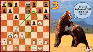 Trucos Sucios de Ajedrez 3 (Gambito Tennison)