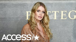 Princess Diana's 28-Year-Old Niece Lady Kitty Spencer Packs On The PDA With 60-Year-Old Millionaire