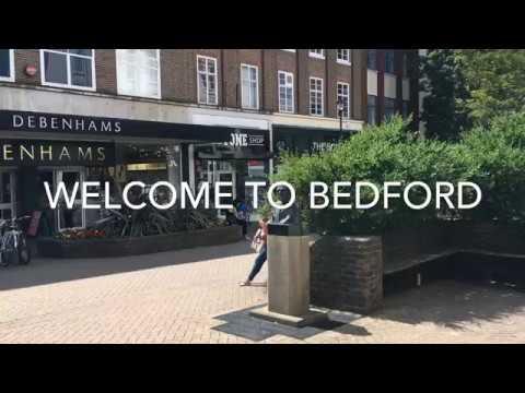 Walking Through Bedford, England /// Za granicą #1