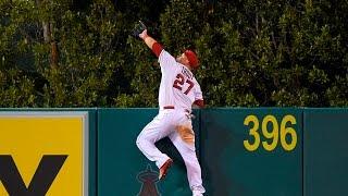 MLB Amazing Robbed Home Runs
