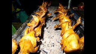 THAI STREET FOOD, BANGKOK STREET FOOD, FOOD STALLS AROUND CENTRAL WORLD IN BANGKOK, ASIAN FOOD