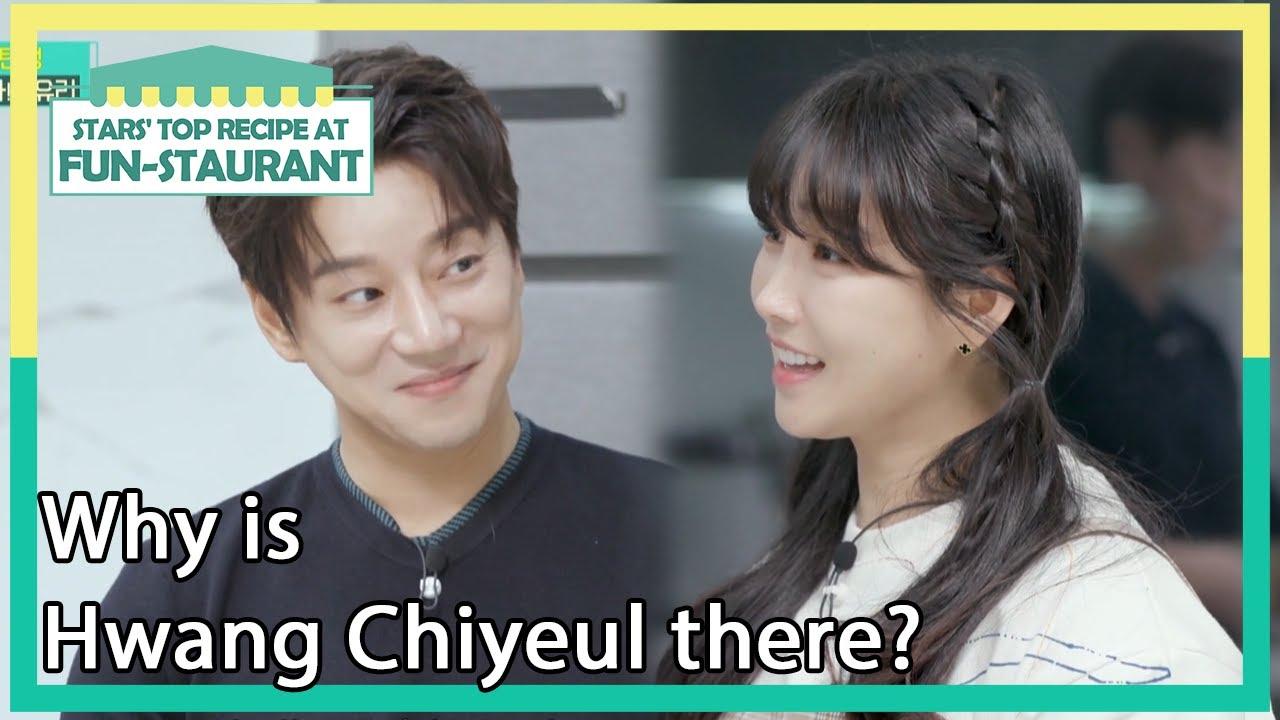 Kbs World Why Is Hwang Chiyeul There Stars Top Recipe At Fun Staurant Eng 2020 12 22 Korea Koreaagain Spainagain
