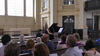 Emily Nebel & Alexey Pudinov - Ravel Violin Sonata No. 2, II. Blues. Moderato
