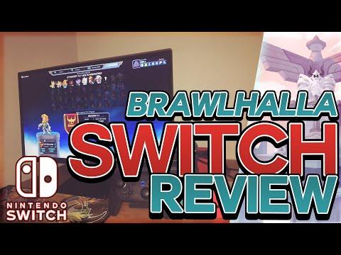 Brawlhalla Nintendo Switch Review - YouTube