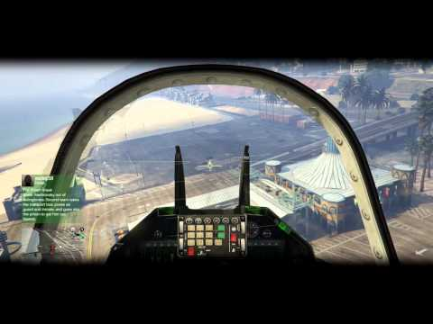 """GTA 5 Online"" Jet Hydra | Killing Montage | Versatility | Must Watch"