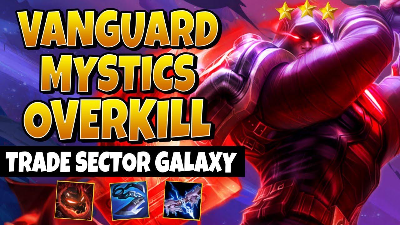 ⭐⭐⭐ 3 STAR VANGUARD MYSTIC w/ Giantslayer Jayce & Cass | TFT Set 3.5 Gameplay | Patch 10.12