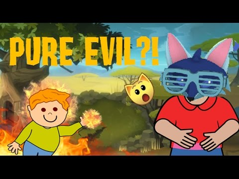 i m a babysitter now animal jam skit youtube