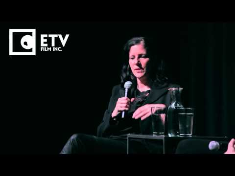 Interview with Laura Poitras Director of Citizenfour Part One